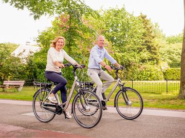 Veilig fietsen met een e-bike, voorkom een ongeluk!