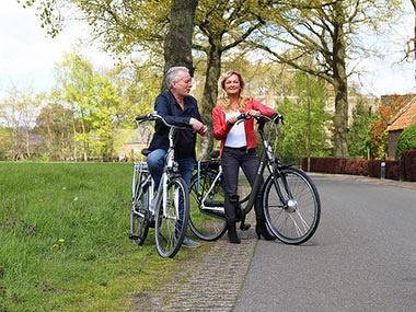 Met uw elektrische fiets deelnemen aan de Nationale FietsTelweek
