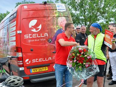 Op de e-bike van Portugal naar Nederland voor het goede doel