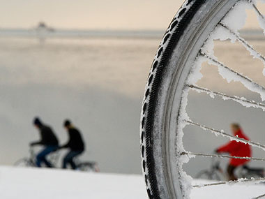 Onderhoud van uw elektrische fiets in de winter: lees onze tips