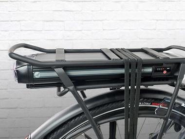 Veilig opladen en gebruiken van e-bike accu's