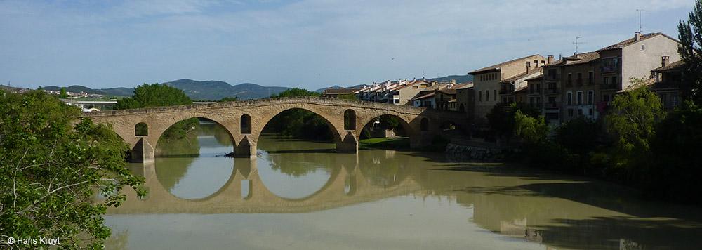 Puente la Reina brug