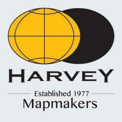 Harvey Maps-logo