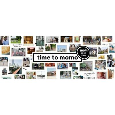 Time To Momo-logo