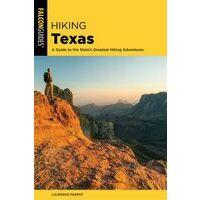 A Falcon Guide Hiking In Texas Wandelgids