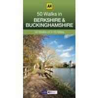 AA Publishing 50 Walks In Berkshire & Buckinghamshire