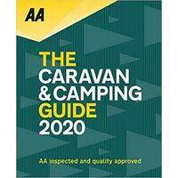 AA Publishing AA Caravan & Camping Guide 2020