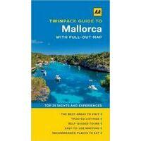 AA Publishing AA Twinpack Mallorca Kaart Plus Gids