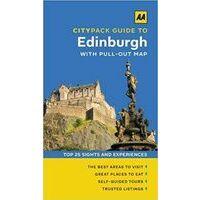 AA Publishing Citypack Edinburgh