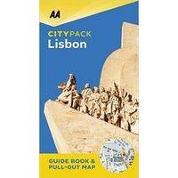 AA Publishing Citypack Lisbon - Lissabon