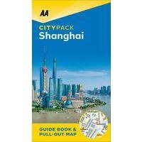 AA Publishing Citypack Shanghai Reisgids