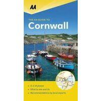 AA Publishing Cornwall Reisgids
