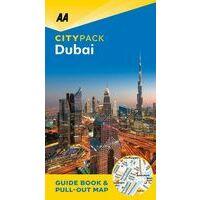 AA Publishing Citypack Dubai