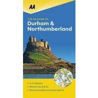 AA Publishing Durham & Northumberland Reisgids