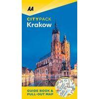 AA Publishing Citypack Krakow - Reisgids Krakau