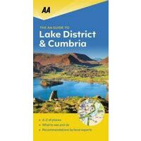 AA Publishing Lake District & Cumbria