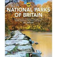 AA Publishing National Parks Of Britain