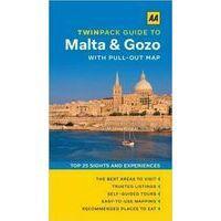 AA Publishing Twinpack Malta & Gozo