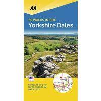 AA Publishing Wandelgids 50 Walks In Yorkshire Dales