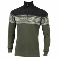 Aclima Designwool Marius Mock Neck With Zip Men
