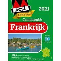ACSI ACSI Campinggids Frankrijk + App 2021