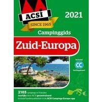 ACSI ACSI Campinggids Zuid-Europa + App 2021