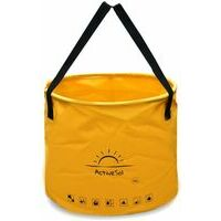 ActiveSol Collapsible Bucket Yellow 10 Liter Opvouwbare Emmer