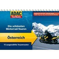 ADAC Motorgids Die Schönsten Motorrad-Touren Österreich