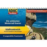 ADAC Motorgids Die Schönsten Motorrad-Touren Südfrankreich