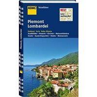ADAC Reisefuhrer Piemont Lombardei