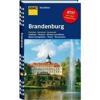 ADAC Reisgids Brandenburg