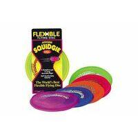 Aerobie Squidgie Jelly Disk Soft Flexibele Frisbee