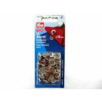 Prym Drukknopen 10 Stuks X 15mm Voor Kleding