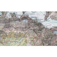 Alpenvereinskarte Wandel-skikaart 40 Glocknergruppe