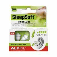 Alpine Sleepsoft Minigrip Earplugs Oordopjes Voor Slapen