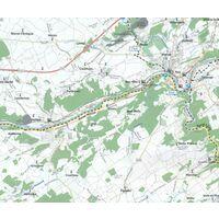 Alta Via Fietskaarten Fietskaart 13 Regio Parijs -Épernay