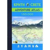 Anavasi Wegenatlas Kreta Adventure Atlas