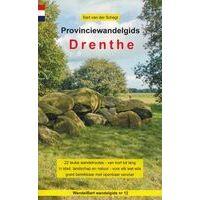 Anoda Publishing Provincie Wandelgids Drenthe