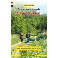 Anoda Publishing Provinciewandelgids 17 Flevoland