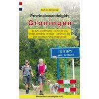 Anoda Publishing Provinciewandelgids 13 Groningen