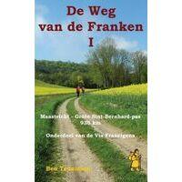 Anoda Publishing Wandelgids De Weg Van De Franken I