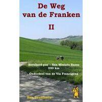 Anoda Publishing Wandelgids De Weg Van De Franken II