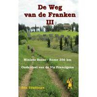 Anoda Publishing Wandelgids De Weg Van De Franken III