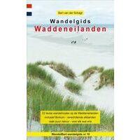 Anoda Publishing Wandelgids Waddeneilanden