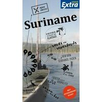 ANWB ANWB Extra Suriname Reisgids