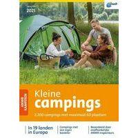 ANWB ANWB Gids Kleine Campings 2021