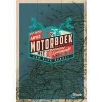 ANWB ANWB Motorboek Nederland -  30 Spannende Motortochten