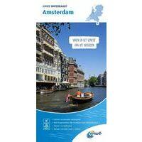 ANWB ANWB Waterkaart Amsterdam