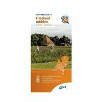 ANWB Fietskaart 07 Friesland Midden