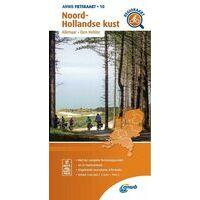 ANWB Fietskaart 10 Noord-Hollandse Kust